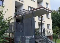 Platforma pionowa dla niepełnosprawnych Jura 14.10
